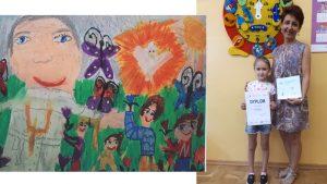 Wyróżnienie dla 8-letniej Weroniki