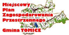 Link do miejscowego planu zagospodarowania przestrzennego gminy Tomice