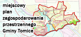 MPZP – Gmina Tomice 2019