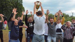 Puchar Wójta pozostał w Woźnikach