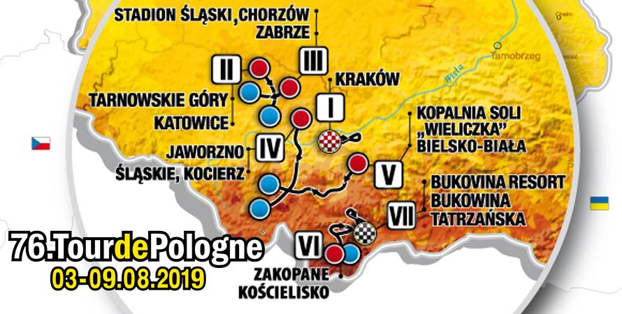 To już pewne!!! I etap TdP w Premią Górską IV kat. w Witanowicach