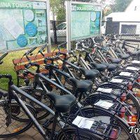 """Wypożyczalnia sprzętu rowerowego """"Rowerem po Dolinie Karpia"""" już działa"""