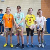 Udany festiwal badmintona