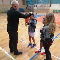 Badmintoniści nie zwalniają tempa