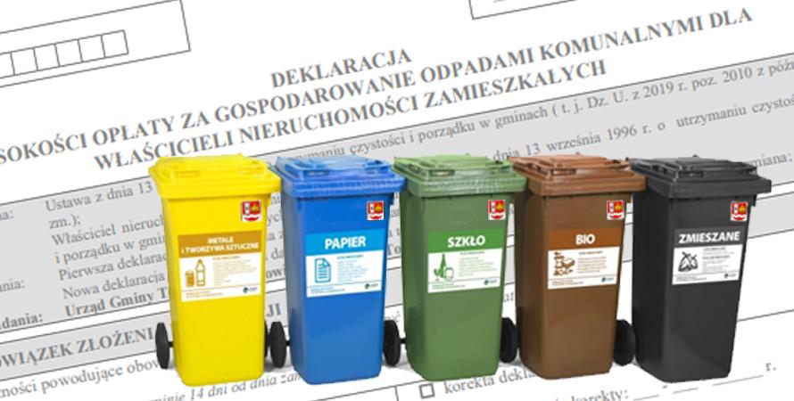 Jak segregować śmieci