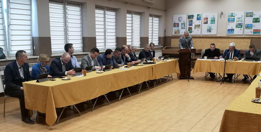 Rada obradowała na XVI sesji