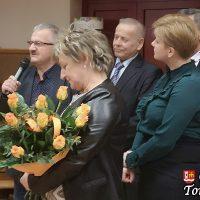 Sekretarz Gminy Tomice oficjalnie pożegnany