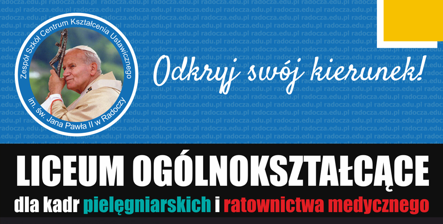 ZSCKU im. św. Jana Pawła II w Radoczy zmienia oblicza nauki!