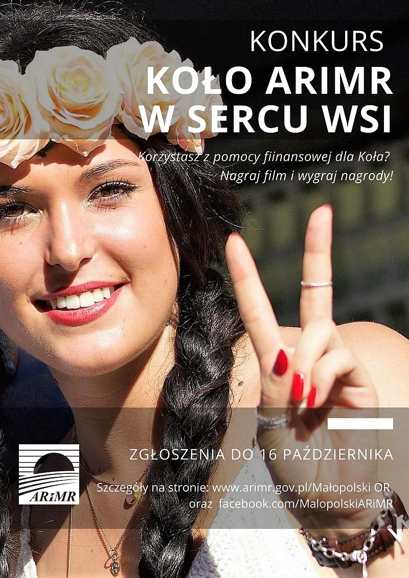 Konkurs dla Kół Gospodyń Wiejskich z Małopolski