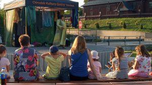 Wakacyjne spektakle teatralne w gminie Tomice