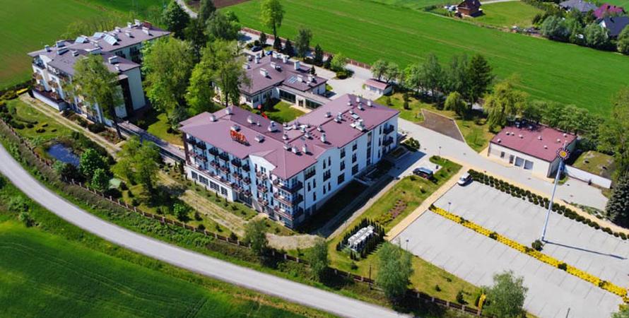 Radocza Park Hotel Active & Spa doceniony w konkursie Turystyczne Skarby Małopolski