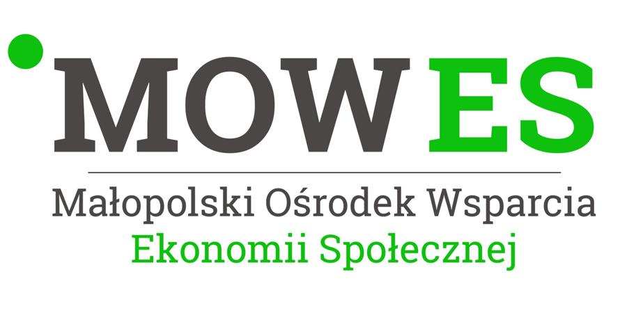 Projekt pn. MOWES2 – Małopolski Ośrodek Wsparcia Ekonomii Społecznej – Małopolska Zachodnia