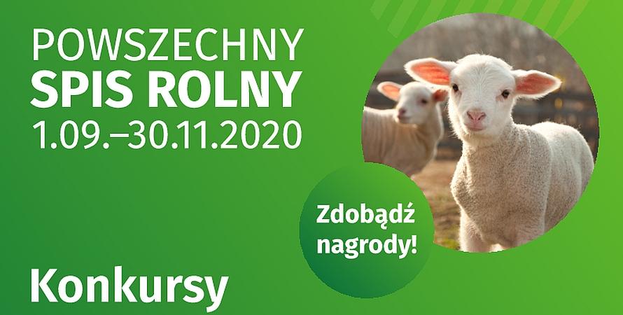 Powszechny Spis Rolny 2020 – Konkursy