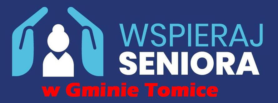 Wspieraj Seniora w Gminie Tomice
