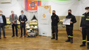 Fundusz Sprawiedliwości dla OSP Woźniki