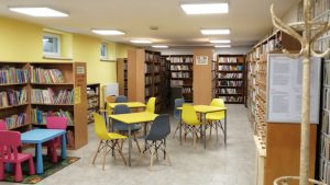 Otwarcie nowej filii biblioteki w Witanowicach