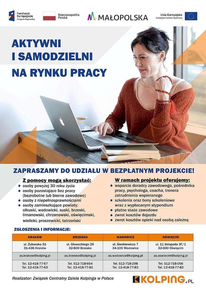 Ogłoszenie Związku Centralnego Dzieła Kolpinga w Polsce