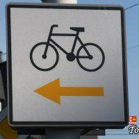 Trasy rowerowe oznakowane – wiosna w siodełku
