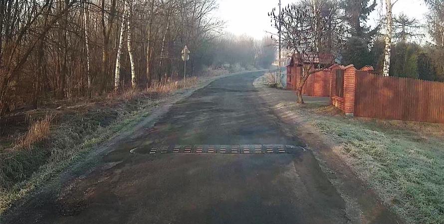 Czasowe zamknięcie ul. Rzyczki w Tomicach