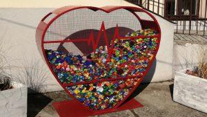 Mieć wielkie serce… – kolejne serce w gminie Tomice