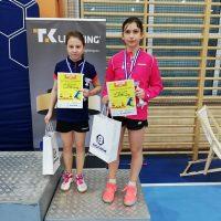 """Medale badmintonistek na krajowym """"podwórku"""""""