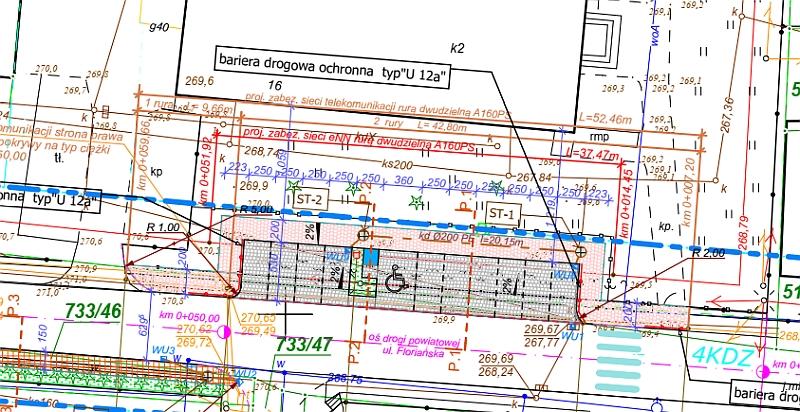 Chodnik przy szkole w Tomicach będzie przebudowany